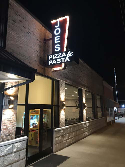 Joe's Pizza - Herrin, IL