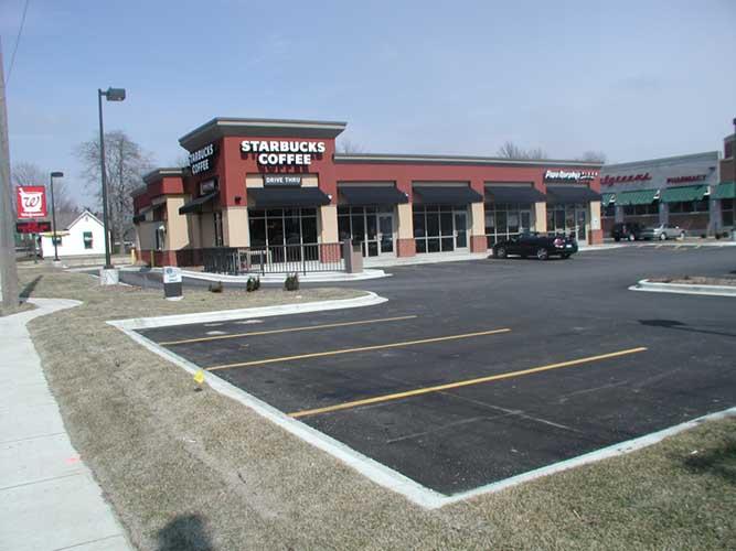 Starbucks - Charleston, IL